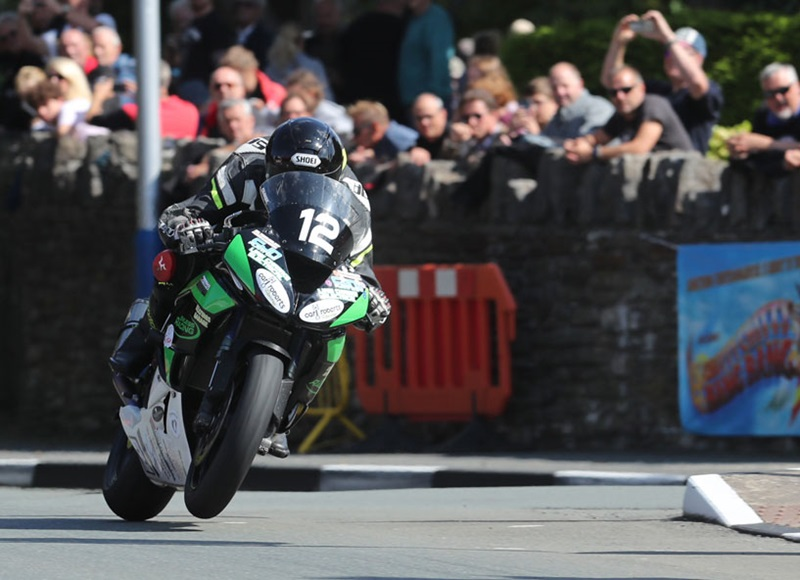 James Chawke claims Junior MGP in dramatic race